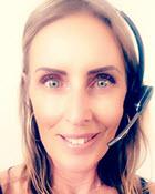 Administrativ medarbejder og receptionist Pia Brennan