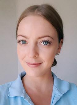 Sygeplejerske Stephanie Sommerfeld